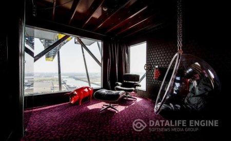 10 уникальных отелей Амстердама