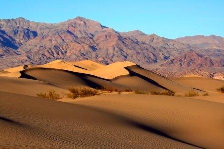 «Долина смерти»: путешествие в дикую природу Америки