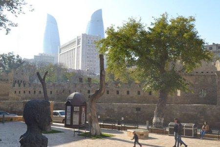 В Баку отдыхать интересно и приятно!