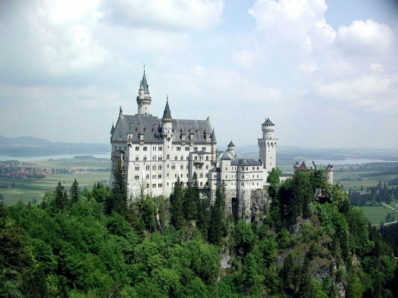 Замок в бойнице словакия