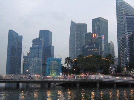 Сингапур – город будущего