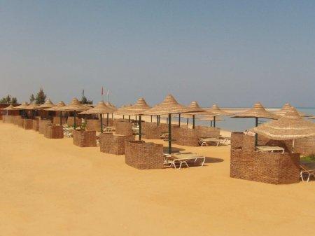 Заафарана – древний курорт Египта