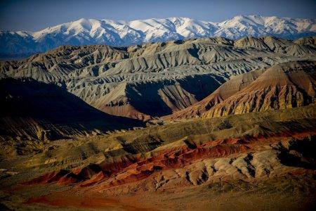 Горы Актау – сказка Казахстана