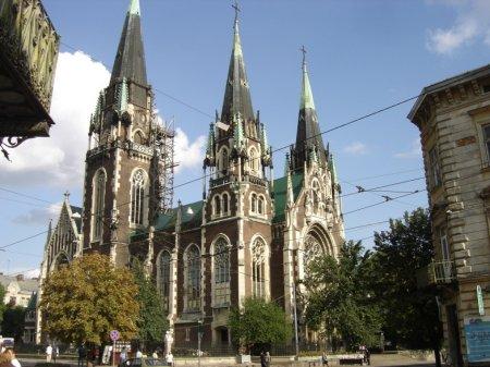 Экскурсия по городу Львов