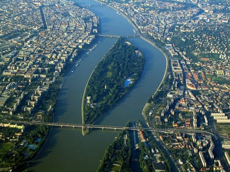 Остров Маргит – венгерское оздоровление