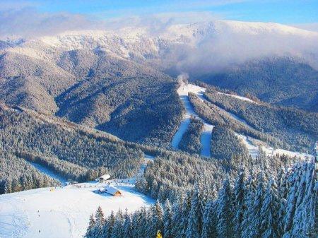 Буковель – горнолыжный курорт Украины