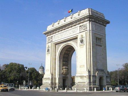 Бухарест – историческая ценность Румынии.