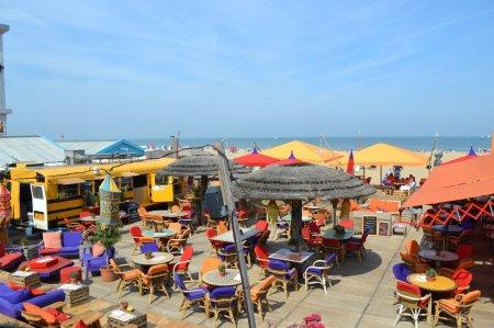 Нидерланды. Пляжный отдых.