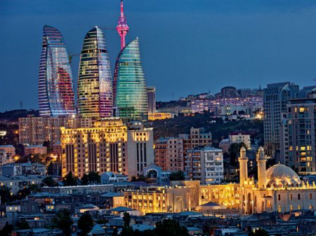 Потрясающий Азербайджан