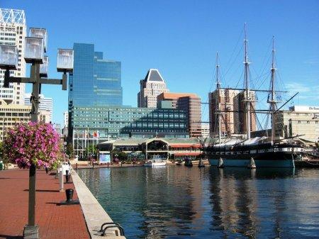 Балтимор. Для романтиков, которые любят корабли