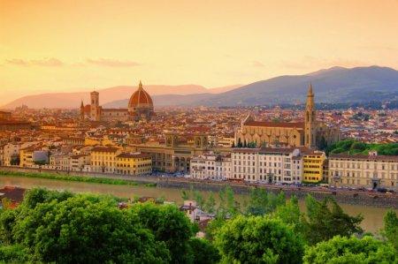 Флоренция - город романтики и красоты