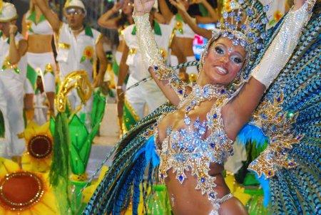 Карнавал на Пунта-Кане
