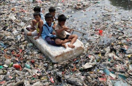 10 самых грязных городов планеты