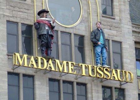 История музея восковых фигур мадам Тюссо