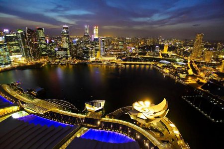 Как получить максимум впечатлений за пару дней в Сингапуре