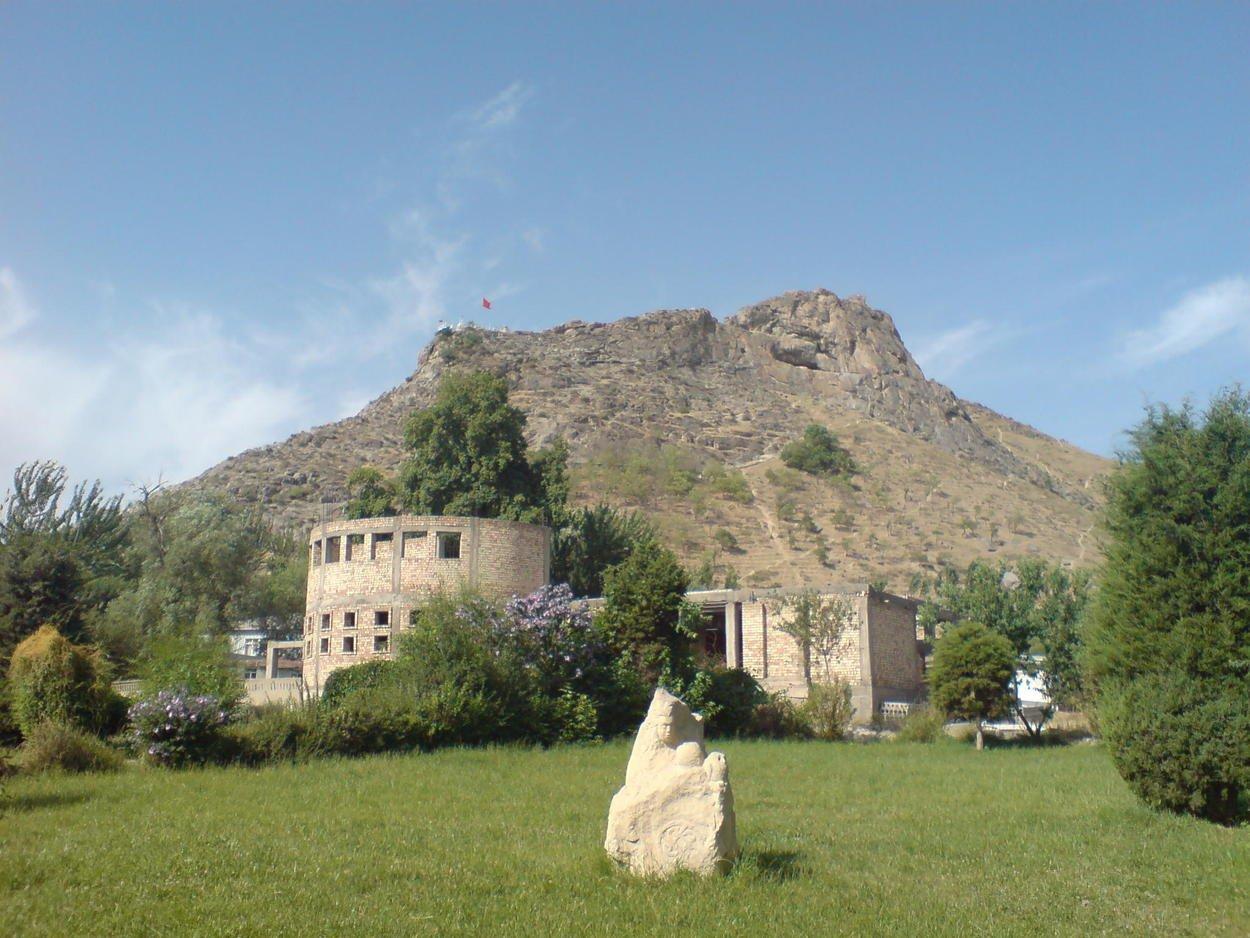Туристический потенциал Кыргызстана