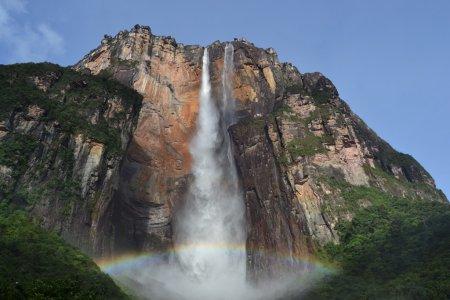 Анхель - самый высокий водопад мира