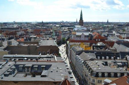 В Копенгагене и рядом