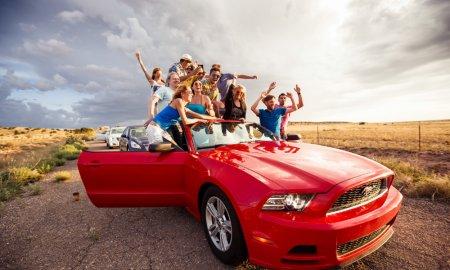 Положительные моменты путешествий на автомобиле