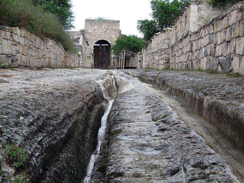 Загадка острова Мальта — «Колеи доисторических повозок»