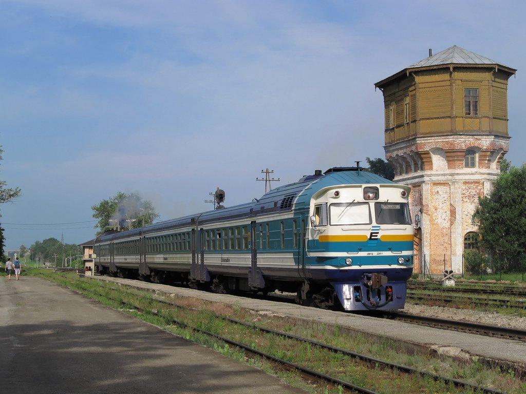 Между Россией и Эстонией больше нет железнодорожного пассажирского сообщения