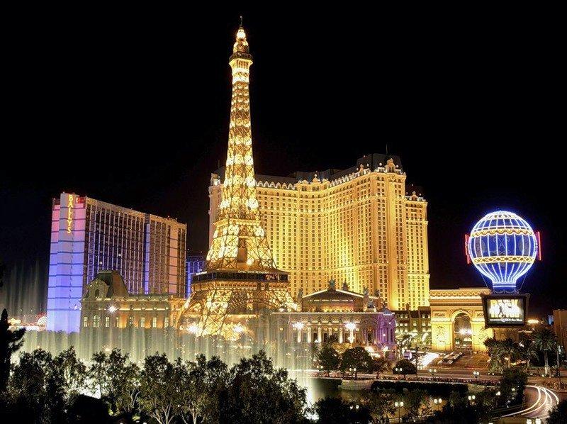 Лас-Вегас — город мечты!