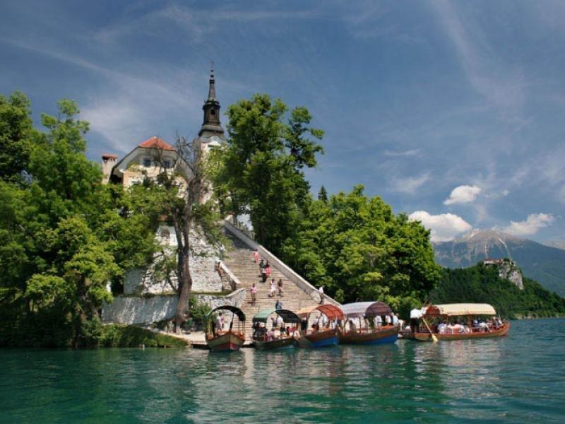 Словения, как предчувствие...