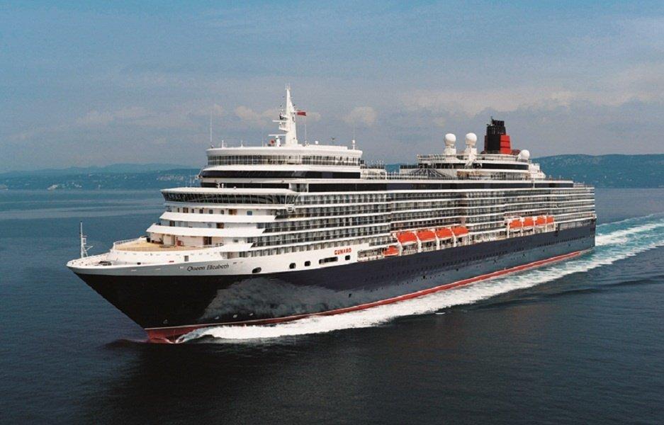 В английском Ливерпуле ожидают парад океанских лайнеров