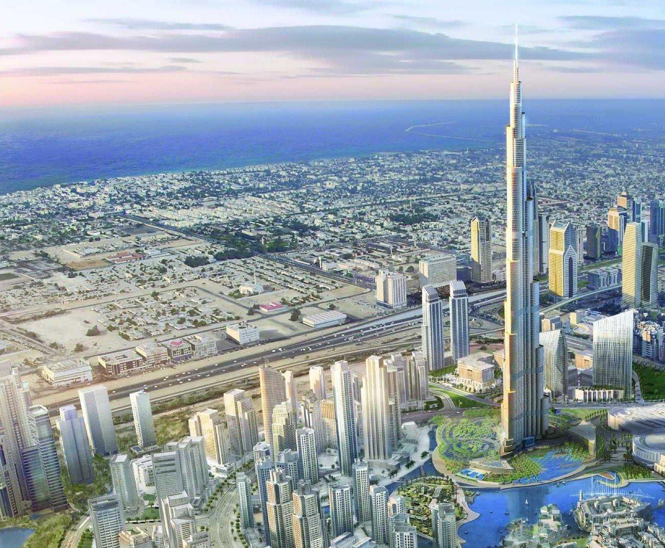 Власти Дубая требуют от иностранных туристов соблюдения дресс-кода