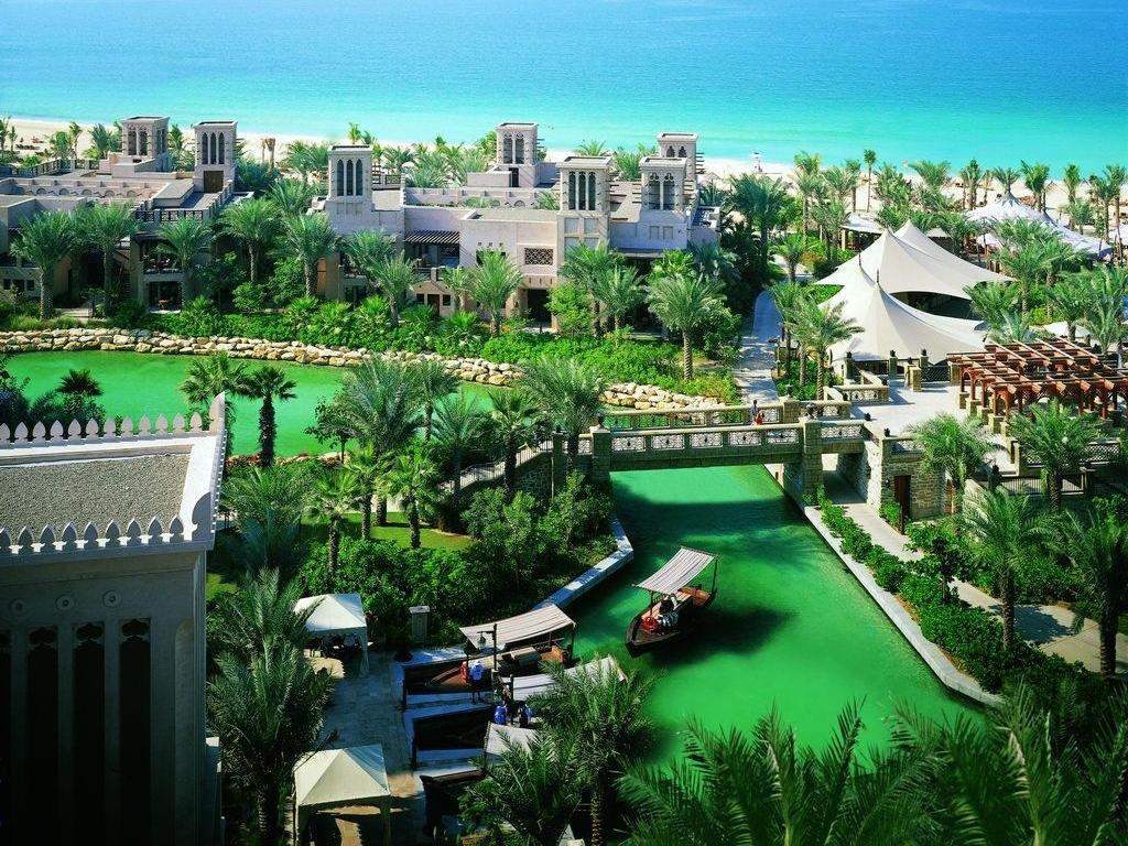 Джумейра Мадинат - роскошный курорт Дубая