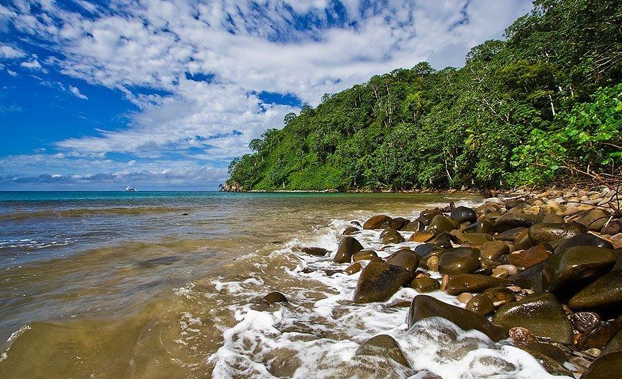 Самый большой необитаемый остров — Кокос