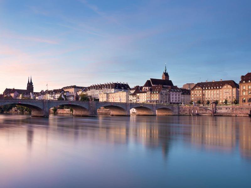 Путешествие по Базелю