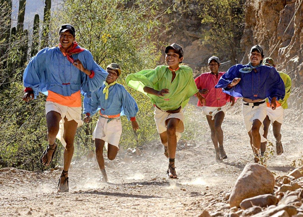 Особенности национальной охоты индейцев тараумара