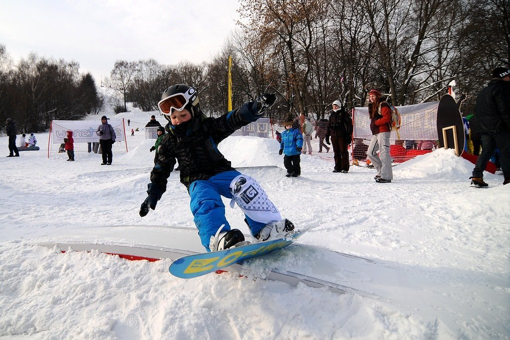 a9feb3d1b408 Детский сноубординг » Полетели.РУ