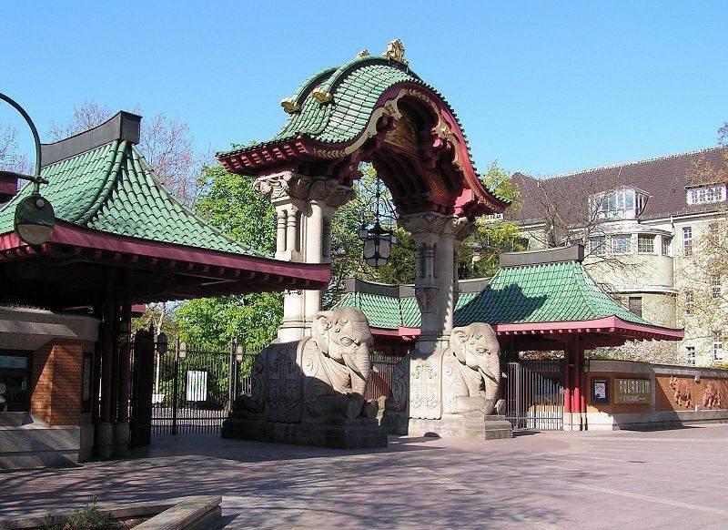 5 самых интересных зоопарков