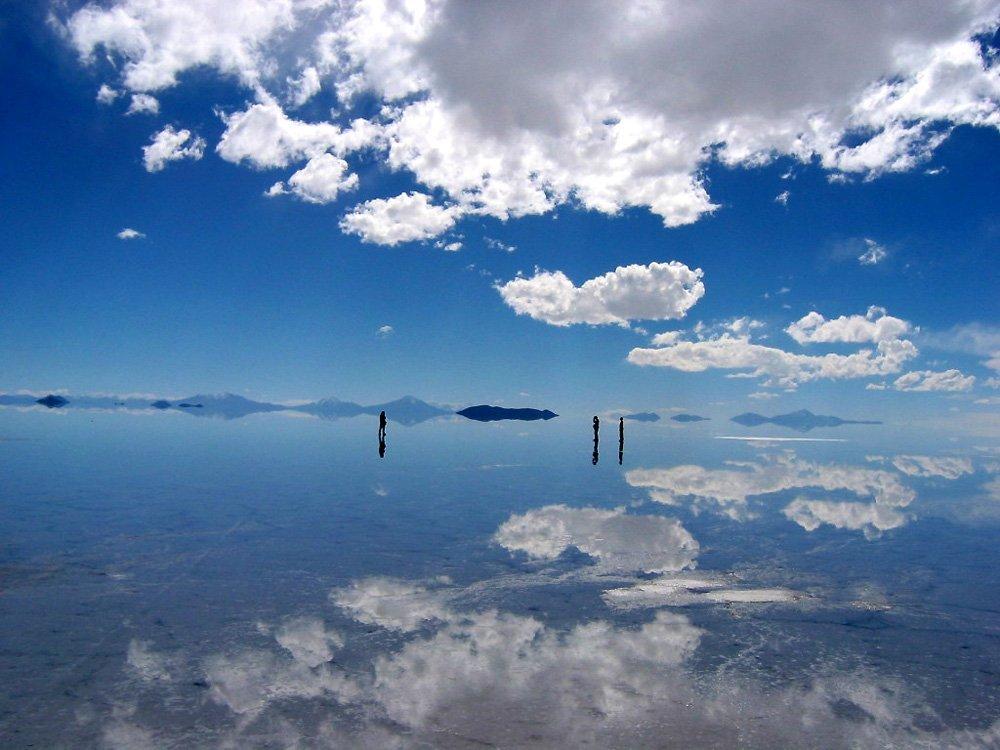 5 удивительных и мистических пейзажей