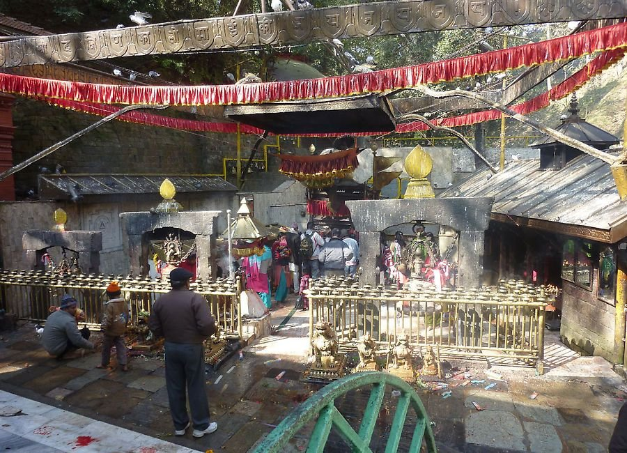 Храм Дакшинкали