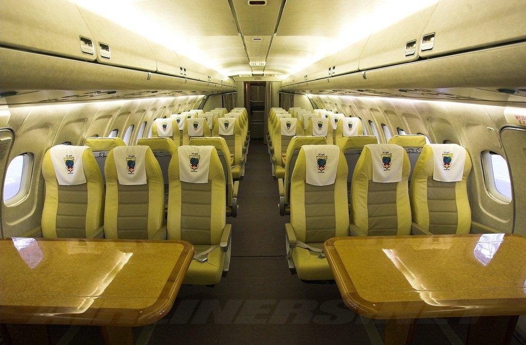 Какие выбрать удобные места в самолете?