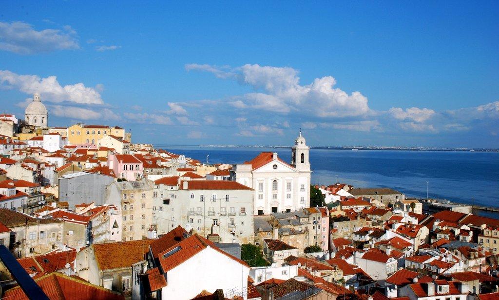 Прекрасный Лиссабон