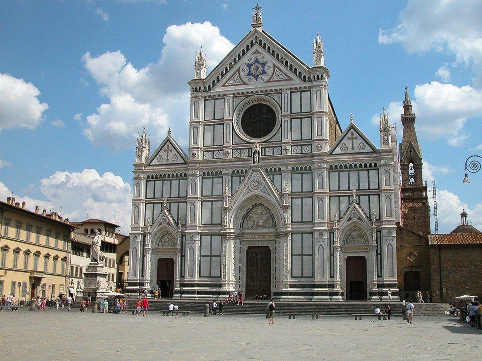 Прогулка по храмам Флоренции