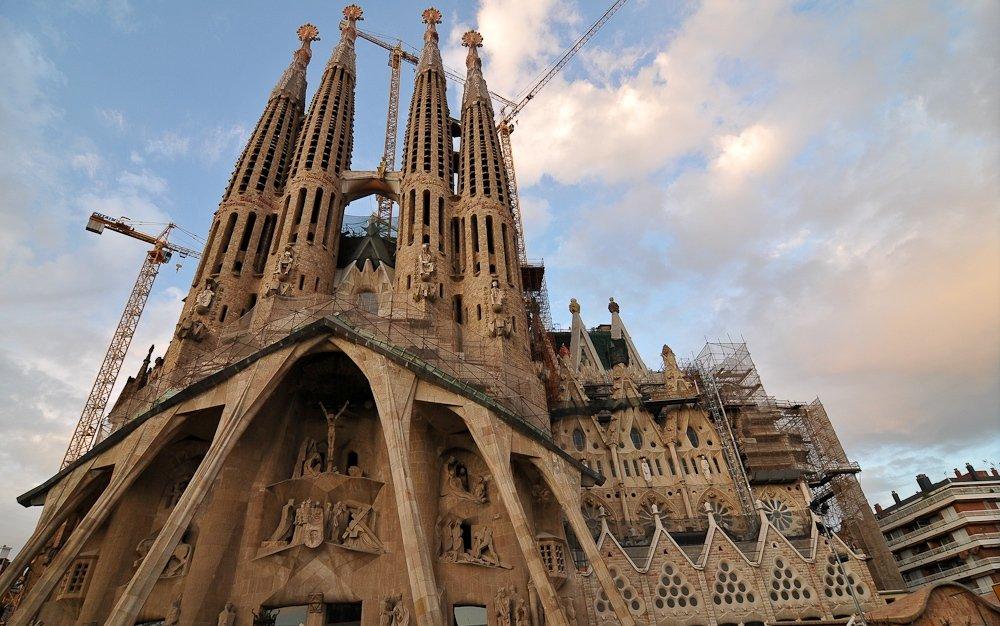 Такая удивительная Барселона