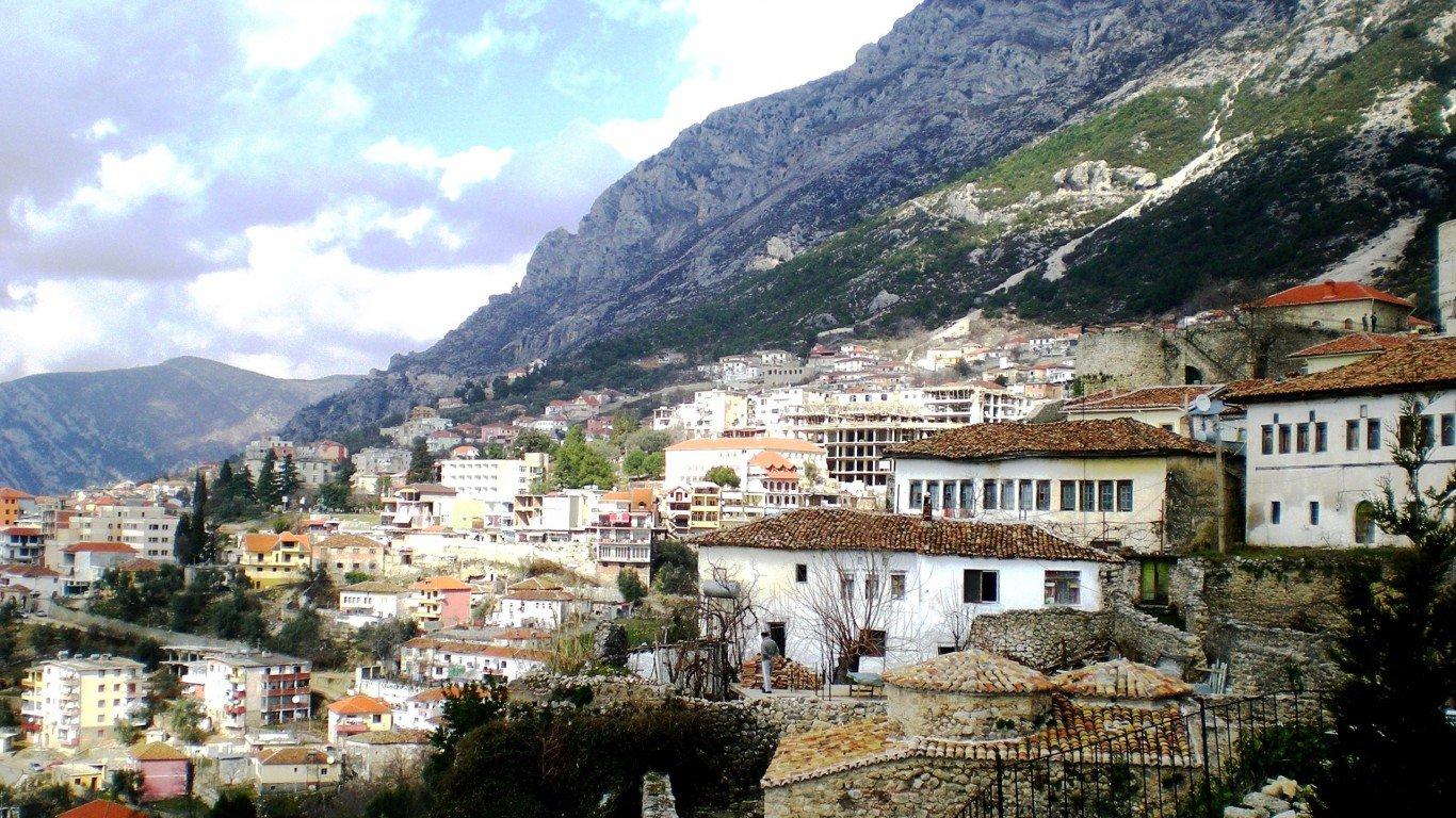 Албания — страна орлов
