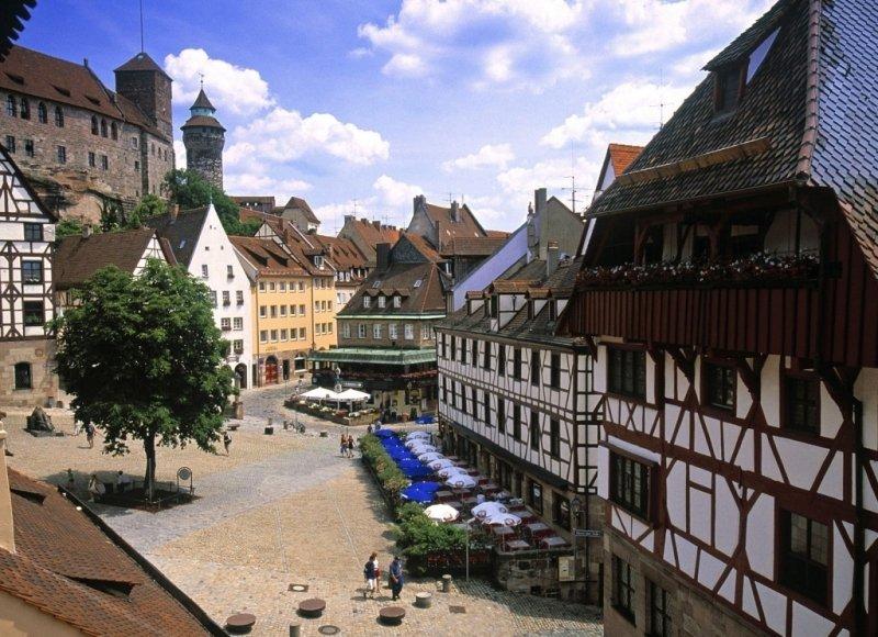Удивительная Бавария