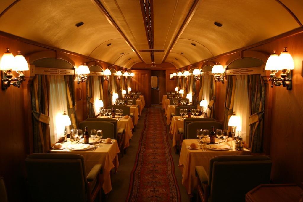 В Испании запустили традиционный «Винный поезд»