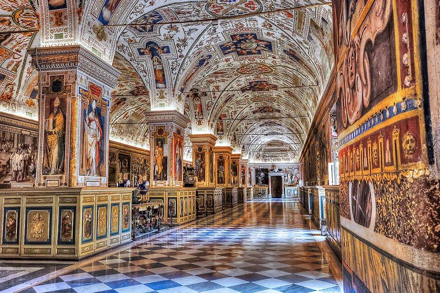Италия реализует проект «Субботний вечер в музее»