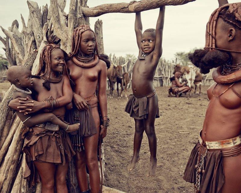 Бронзовые люди Химба
