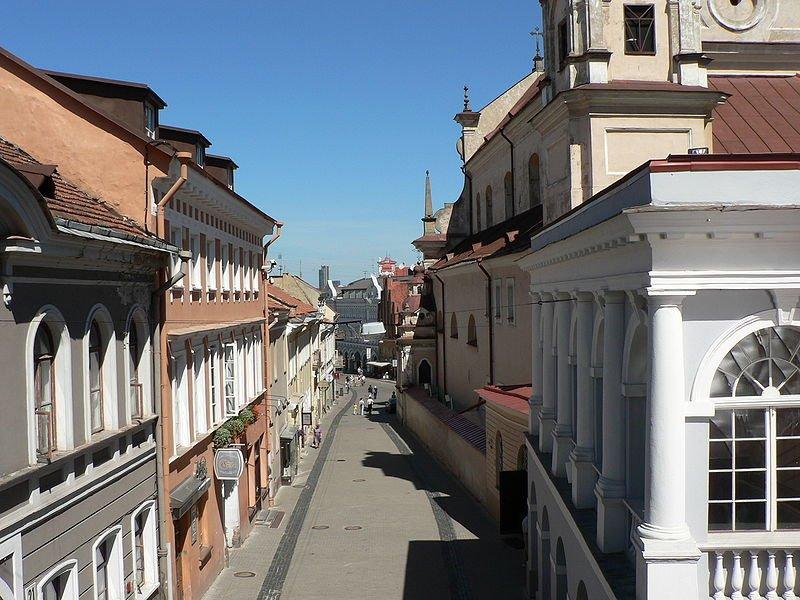 История и достопримечательности Вильнюса