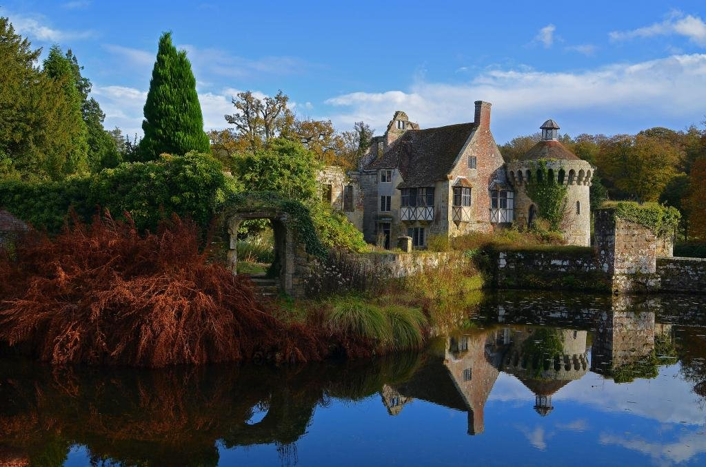 10 красивых деревень Англии