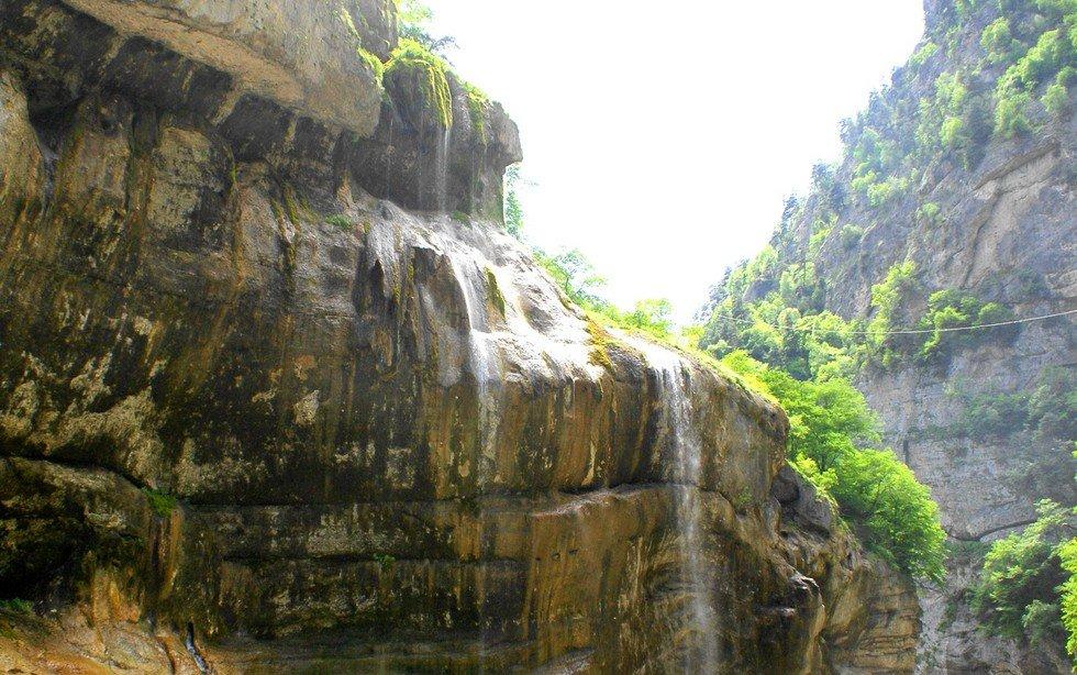 Удивительное Чегемское ущелье