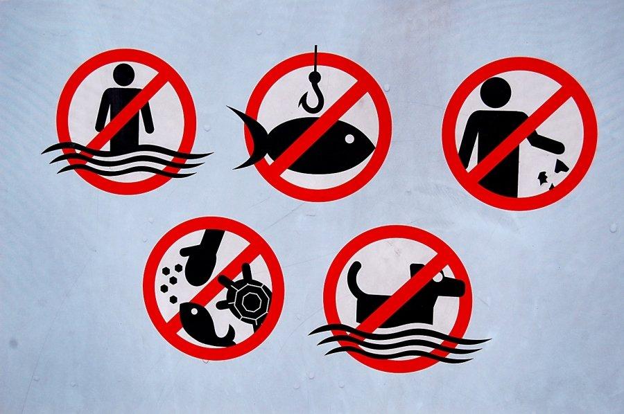 Запреты в Сингапуре